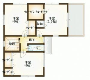 野口元町平面図_平面2